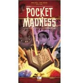 Funforge Pocket Madness (FR) (commande spéciale)