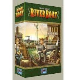Lookout Games Riverboat (EN) (commande spéciale)