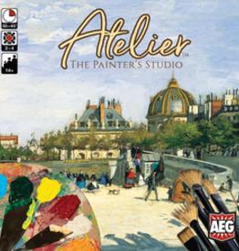 Alderac Entertainment Group Atelier: The Painter's Studio (EN)