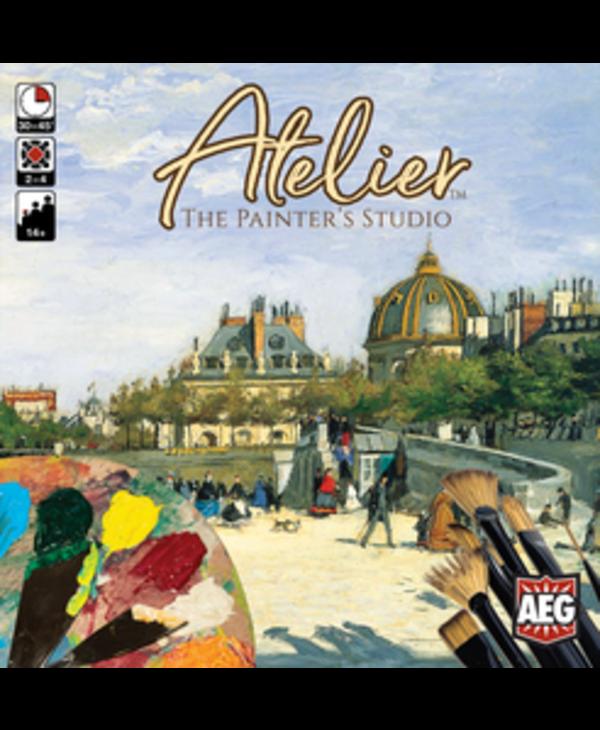Atelier: The Painter's Studio (EN)