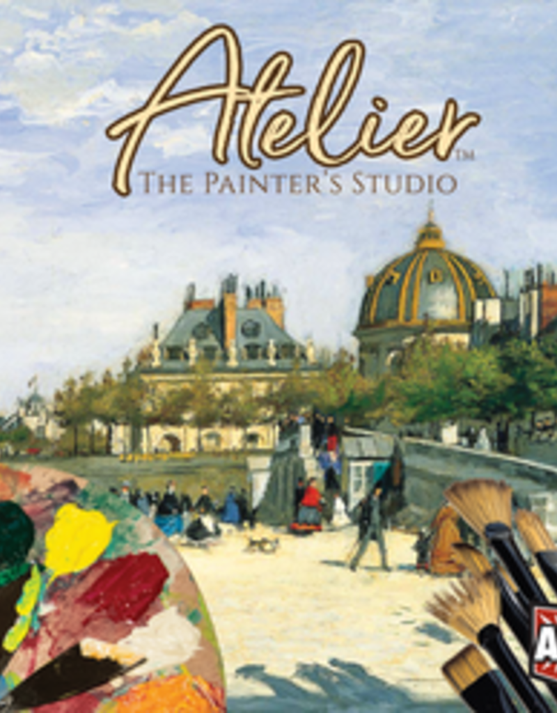 Alderac Entertainment Group Atelier: The Painter's Studio (EN)