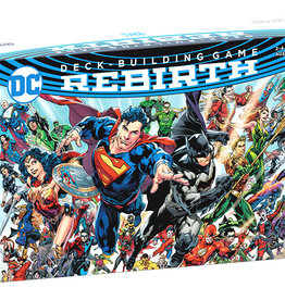 Cryptozoic Entertainment Precommande: DC Comics Deck Building Game: Ext. Rebirth (EN) (Commande Spéciale)