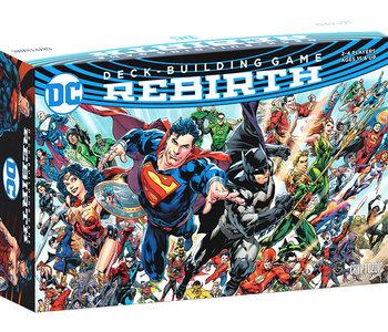 Precommande: DC Comics Deck Building Game: Ext. Rebirth (EN) (Commande Spéciale)