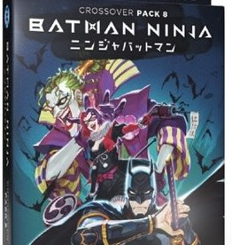 Cryptozoic Entertainment Precommande: DC Comics Deck Building Game: Ext. Batman Ninja (EN) (Commande Spéciale)