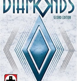 Stronghold Games Precommande: Diamonds 2nd Edition (EN)