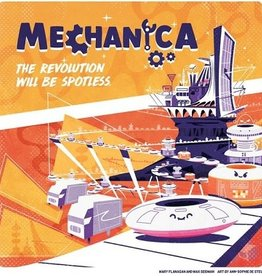 Resonym Precommande: Mechanica (EN)