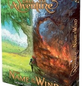 Brotherwise Precommande: Call To Adventure: Ext. Name Of The Wind (EN)
