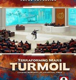 Intrafin Games Precommande: Terraforming Mars: Ext. Turmoil (EN)