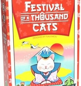 TMG Games Precommande: Festival Of A Thousand Cats (EN)