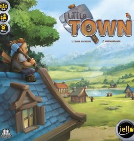 Iello Precommande: Little Town (FR)