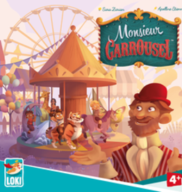LOKI Precommande: Monsieur Carrousel (ML)