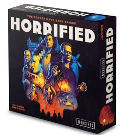 Ravensburger Precommande: Horrified (EN)