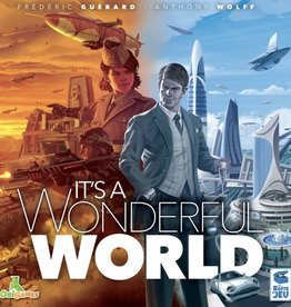 La Boite De jeu Precommande: It's A Wonderful World (FR)
