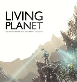 Ludically Precommande: Living Planet (FR)