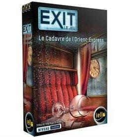 Iello Exit: Le Cadavre de L'Orient - Express (FR)