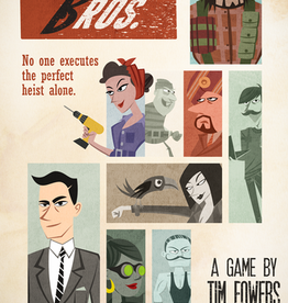 Pixie Games Burgle Bros. (FR)