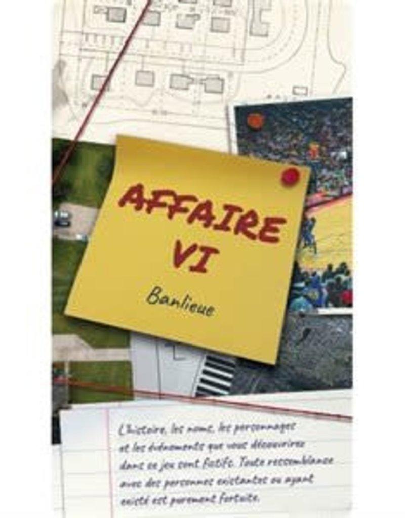 Iello Détective: Ext. Affaire 6 (FR) (Commande spéciale)
