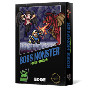 Boss Monster: Mini-Boss (FR)