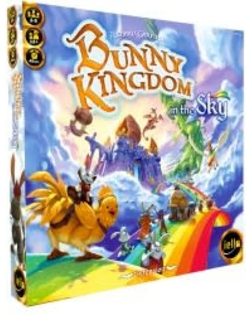 Iello Bunny Kingdom: Ext. In The Sky (FR)