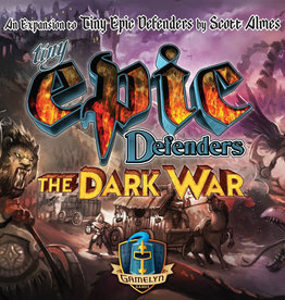 Pixie Games Tiny Epic: Defenders: Ext. Dark War (FR)