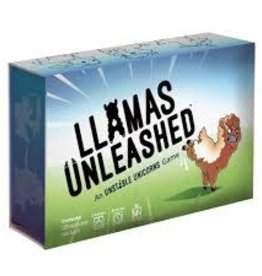 Tee Turtle Llamas Unleashed (EN)