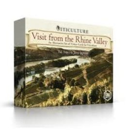 Stonemaier Games Viticulture: Ext. Visit From The Rhine Valley (EN)