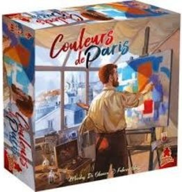 Super Meeple Couleurs De Paris (ML)