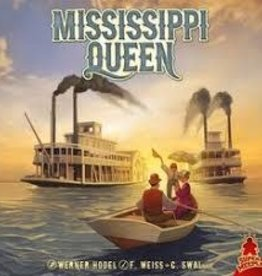 Super Meeple Mississippi Queen (ML)