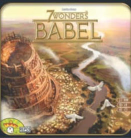 Repos Production Solde: 7 Wonders: Ext. Babel (FR)