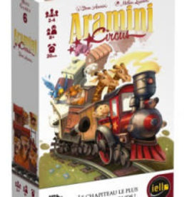 Iello Solde: Aramini Circus (FR)