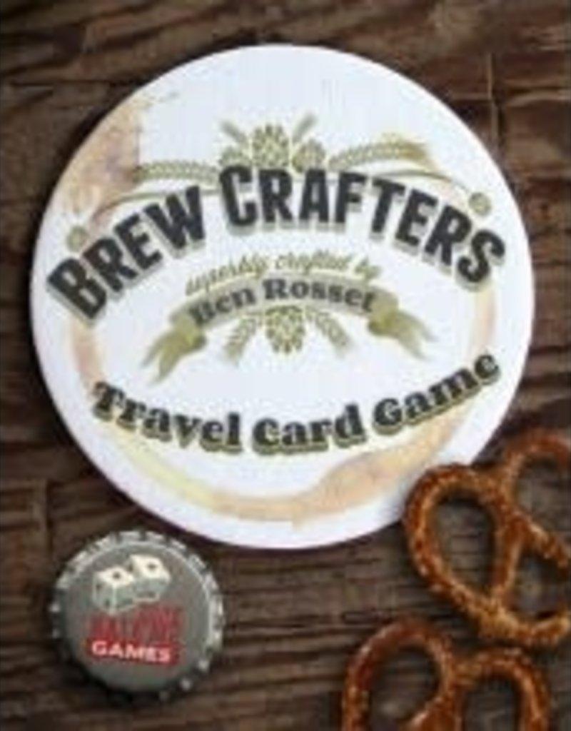 Dice Hate Me Solde: Brew Crafters: Travel Card Game (EN)