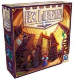 Renegade Game Studio Solde: Ex Libris (EN)