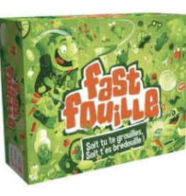 Cocktail Games Solde: Fast Fouille (FR)