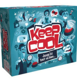 Cocktail Games Solde: Keep Cool (FR)