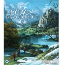 Fantasy Flight Solde: Legacy Of Dragonholt (EN)