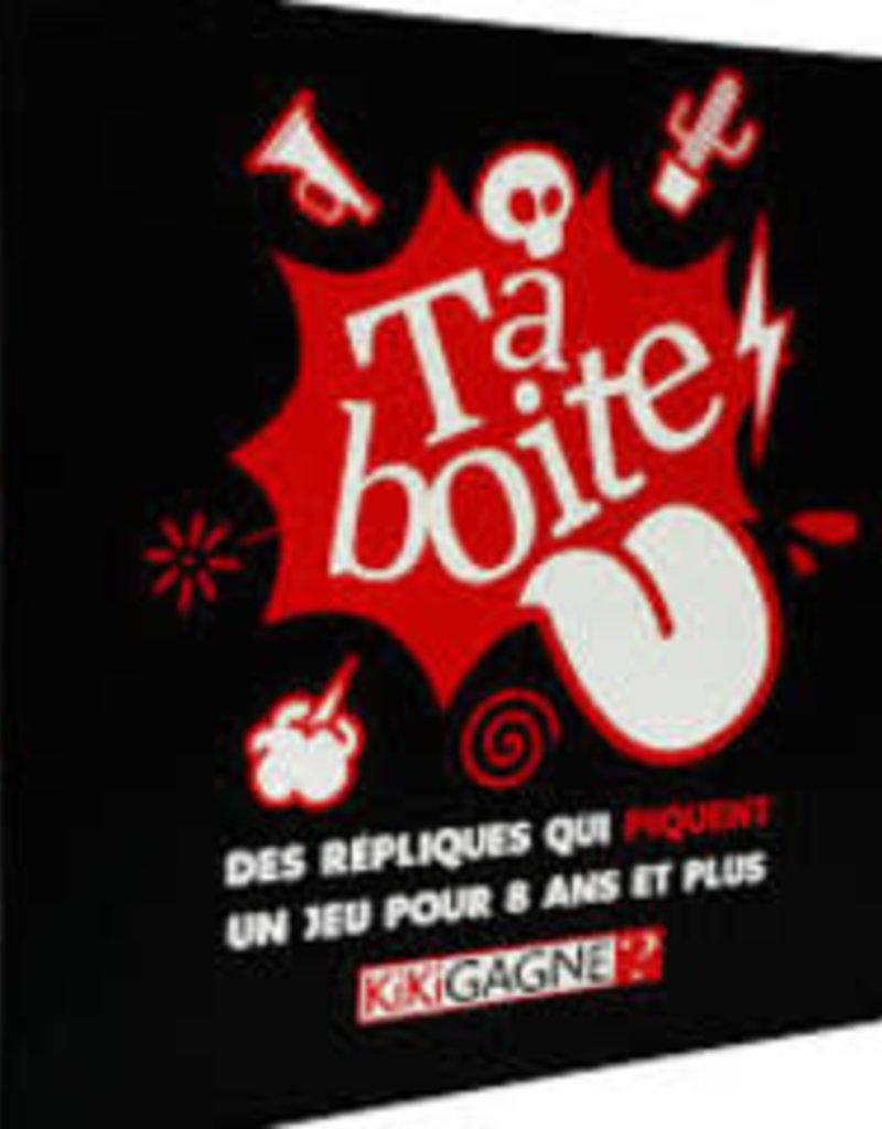 Kikigagne Solde: Ta Boite (FR)