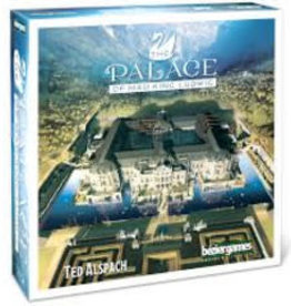 Bezier Games Solde: The Palace of Mad King Ludwig (EN)