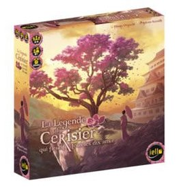 Iello Solde: La Légende du Cerisier (FR)