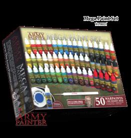Army Painter Solde: Warpaints: Mega Paint Set 2017