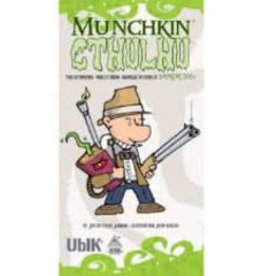 Edge Entertainment Solde: Munchkin: Cthulhu (FR)