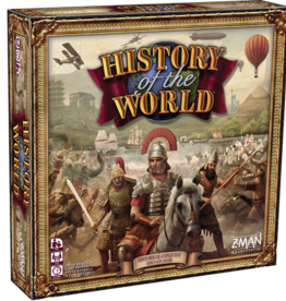 Z-Man Games Solde: History of the World (FR)