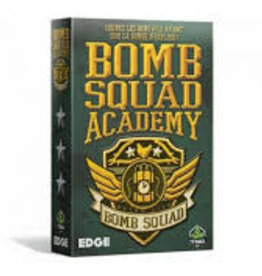 Edge Entertainment Solde: Bomb Squad: Academy (FR)