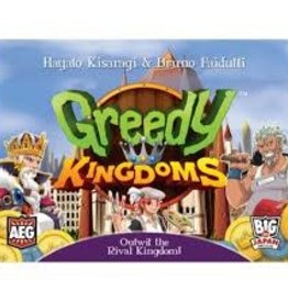 Alderac Entertainment Group Solde: Greedy Kingdom (EN)