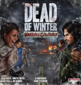 Plaid Hat Games Dead of Winter: Ext. Warring Colonies (EN) (commande spéciale)