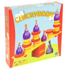 Blue Orange Games Chickyboom (ML) (commande spéciale)