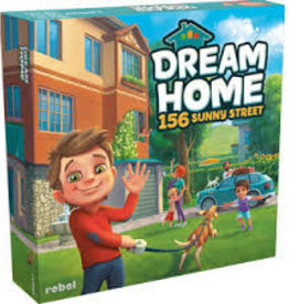 Rebel Games Dream Home: Ext. 156 Sunny Street (FR) (commande spéciale)