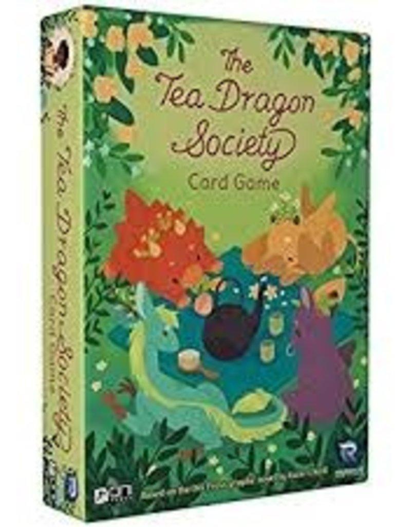 Renegade Game Studios The Tea Dragon Society Card Game (EN) (commande spéciale)