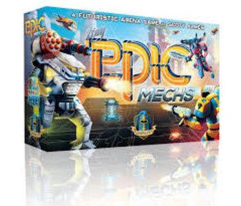 Tiny Epic: Mechs (EN)