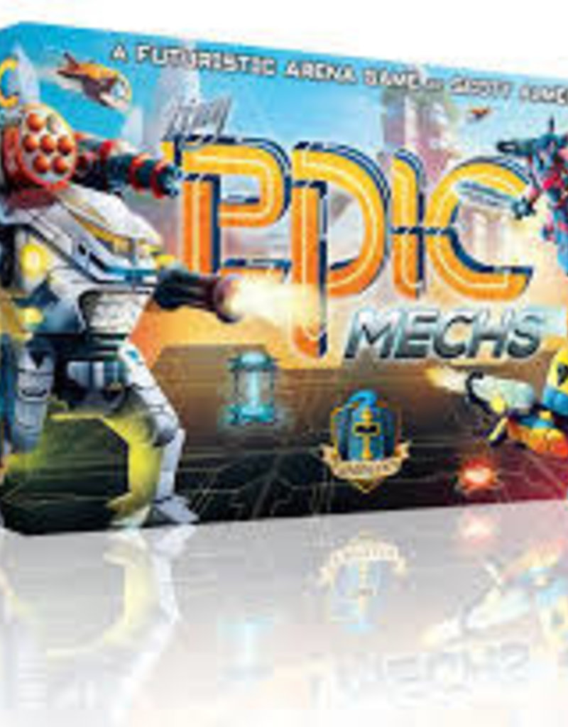 Gamelyn Games Tiny Epic: Mechs (EN)