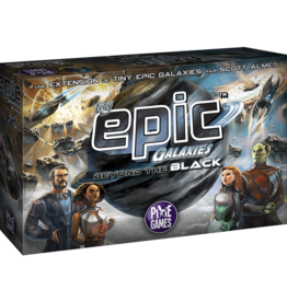 Gamelyn Games Tiny Epic: Beyond The Black (EN)